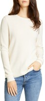 Jenni Kayne Merino Wool Crewneck Sweater