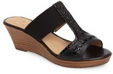 Jack Rogers Women's Nora Wedge Slide Sandal
