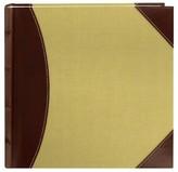Pioneer High Capacity 2-Up Photo Album - Brown/Beige
