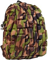 MadPax Blok In Camo Halfpack (Tod/Yth) - Green - One Size