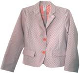 Bonpoint Ecru Cotton Jacket for Women