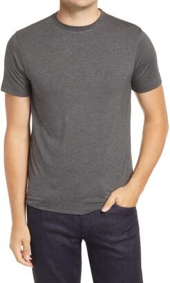 Robert Barakett McSween Heathered Crewneck T-Shirt
