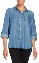 William Rast Button-Front Shirt