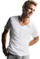 Hanes Men's TAGLESS V-Neck Undershirt 6-Pack Men's Shirts