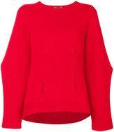Alexander McQueen cashmere knitted jumper - women - Cashmere - XXS