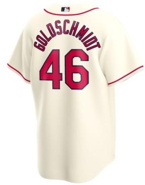 Nike Men's Paul Goldschmidt St. Louis Cardinals Official Player Replica Jersey