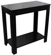ORE International 7710BK 24-Inch Chair Side Table