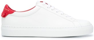 Givenchy Low-Top Leather Sneakers
