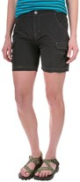 White Sierra Crystal Cove II Shorts - UPF 30 (For Women)