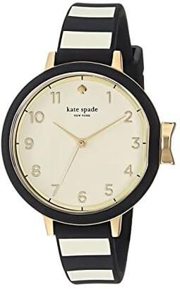 Kate Spade Park Row - KSW1313 (Black) Watches