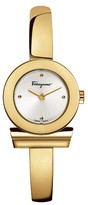 Salvatore Ferragamo Women's 'Gancino' Bracelet Watch, 22Mm