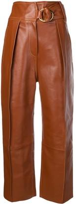 Petar Petrov High-Waisted Trousers