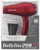 Babyliss Tourmaline Titanium® 3000 Dryer Red