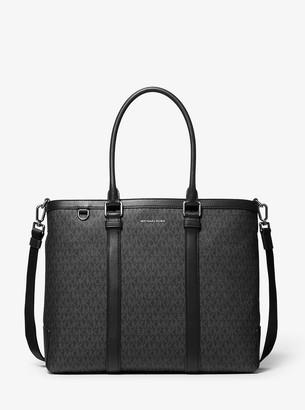 Michael Kors Hudson Logo Tote Bag