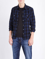Nudie Jeans Jonis cotton shirt