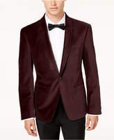 Calvin Klein Men's Slim-Fit Velvet Dinner Jacket
