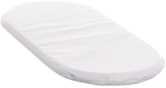 O Baby Foam Moses Basket Mattress 75x28cm