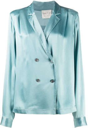Forte Forte Double-Breasted Blazer Jacket