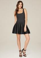 Bebe Leilani Fit & Flare Dress