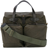 Filson patch pocket laptop bag - unisex - Cotton - One Size