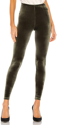 Commando Velvet Legging