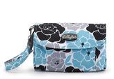 LILLYBIT LillyBit Blue Floral Diaper Bag