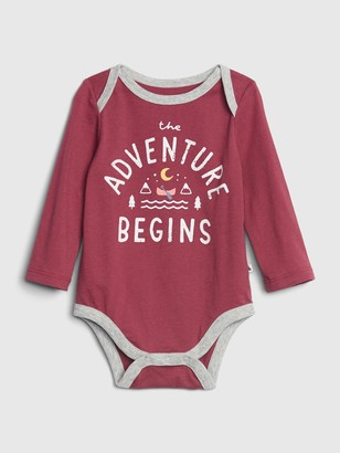 Gap Baby Mix and Match Graphic Bodysuit