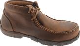 Women's Twisted X Boots WDMST01 Steel Toe Moc Work Shoe