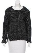 Belstaff Cass Alpaca-Blend Sweater w/ Tags