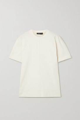 Joseph Cotton-jersey T-shirt - Ivory