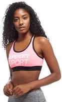 Superdry Sport Essentials Graphic Sports Bra