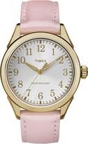 Timex Women's TW2P99100GP Style Elevated Dial Wrist Watch