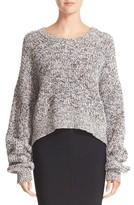 Alexander Wang Women's Crop Cotton Sweater