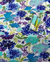"""Fiesta Garden Floral 70"""" Round Tablecloth"""