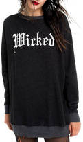 Wildfox Couture Wicked Roadtrip Sweatshirt