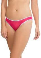 OnGossamer Mesh Panties - Bikini Briefs, Low Rise (For Women)