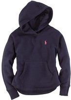 Ralph Lauren Girls' Longsleeve Hoodie - Sizes S-XL
