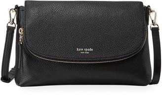 Kate Spade Polly Large Flap Crossbody Bag