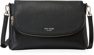 Kate Spade Polly Large Flap Crossbody Bag