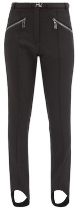 Toni Sailer Ava Stirrup Soft-shell Ski Trousers - Black