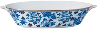 Wedgwood Hibiscus Oval Serving Dish (1.3L)