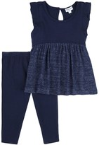 Splendid Baby Girl Loose Knit Pant Set