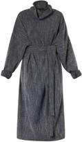 Meem Label Joni Dress Dark Grey