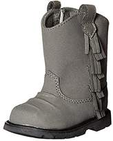 Baby Deer Girls' Western Fringe Boot