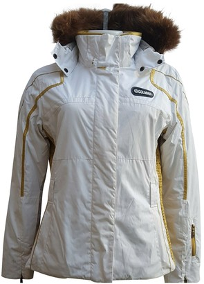 Colmar White Jacket for Women
