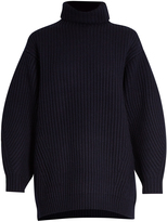 Acne Studios Isa oversized wool sweater