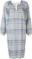 Manoush mini sequin embroidery dress