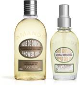 Almond Oil Duo