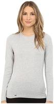 La Perla New Project Long Sleeve Tee Women's T Shirt