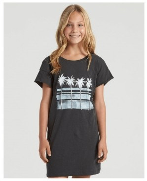 Billabong Big Girls Free Fall Knit T-shirt Dress